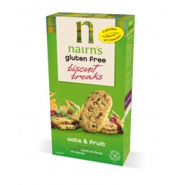Nairns Biscuit Breaks - Oat & Fruit - 160g