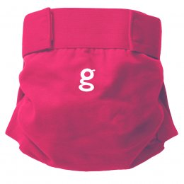gNappies Goddess Pink Nappy Cover