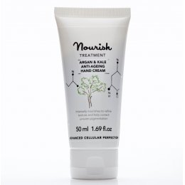 Nourish London Argan and Kale Hand Cream
