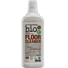 Bio D Floor Cleaner with Linseed Soap - 750ml