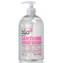 Bio D Hand Sanitiser - Geranium - 500ml