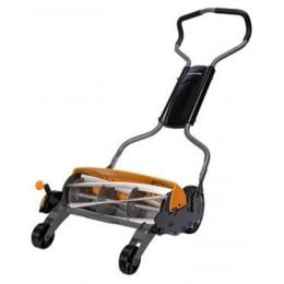 Fiskars Momentum 46cm Manual Cylinder Mower with Catcher