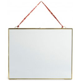 Extra Large Brass Photo Frame 14.5 x 11.5 - Landscape