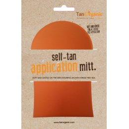 Tan Organic Self Tanning Mitt