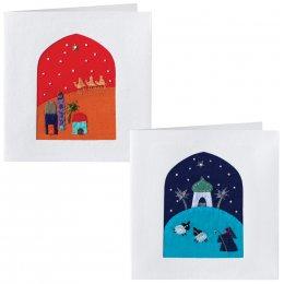 Bethlehem Christmas Cards - Set of 2