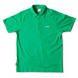 Mens Lopez Polo Shirt - Forest Green