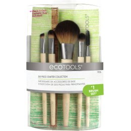 Eco Tools 6 Piece Bamboo Make Up Brush Starter Set
