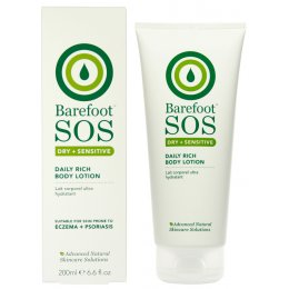 Barefoot Botanicals S.O.S Protect Me - Daily Body Lotion - 200ml