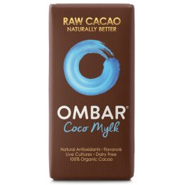 Ombar Raw Chocolate Coco Mylk - 35g