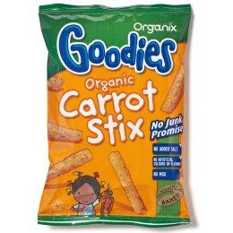 Organix Carrot Stix - 15g