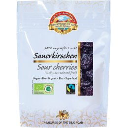 Pearls Of Samarkand Sour Cherries - 100g