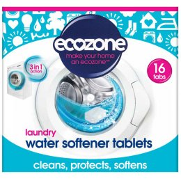 Ecozone Laundry Water Softener Tablets - 16 Tablets