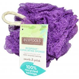Eco Tools EcoPouf Exfoliating Sponge