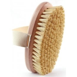 Natural Sisal Massage Hand Brush