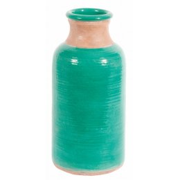 Green Crackle Glaze Amari Vase