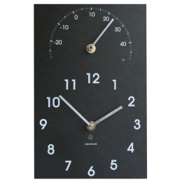 ECO Clock & Thermometer