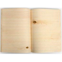 Medium Ruled Woodpecker Notebook