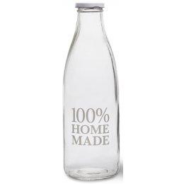 100% Home Made Screw Cap Juice Bottle