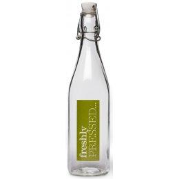 Freshly Pressed Bottle with Ceramic Stopper