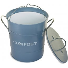 Compost Bucket 3.5L - Dorset Blue
