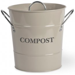 Compost Bucket 3.5L - Clay
