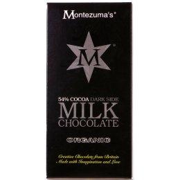 Montezuma's Organic 54% Cocoa Milk Chocolate - 100g