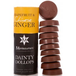 Montezuma's Grapefruit & Ginger Dainty Dollops -150g