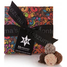 Montezumas Grand Collection Medium Box - 16 Truffles