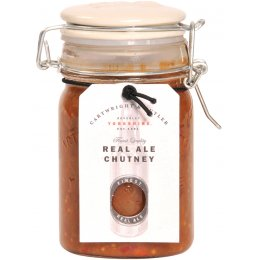 Cartwright & Butler Real Ale Chutney - 250g