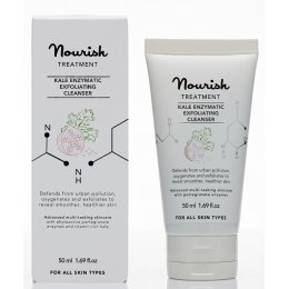 Nourish London Kale Enzymatic Exfoliating Cleanser