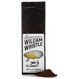 William Whistle Amaretto Flavoured Coffee 227g