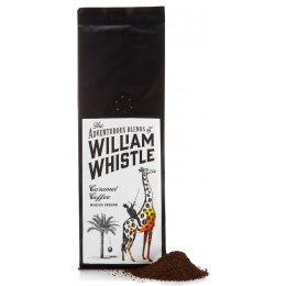 William Whistle Caramel Flavoured Coffee 227g