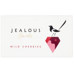 Jealous Sweets Vegan Wild Cherries - 50g