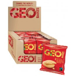 Geobakes Shortbread Biscuits - 34g