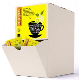 Clipper Organic Lemon & Ginger Tea - 250 Bags