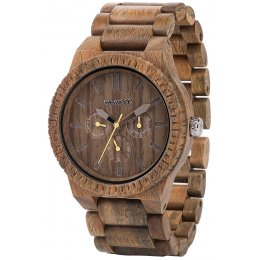 WeWOOD Kappa Army Wooden Watch