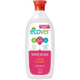 Ecover Washing Up Liquid - Pomegranate And Fig - 500ml