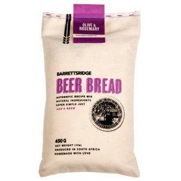 Barrett's Ridge Olive & Rosemary Beer Bread - 450g