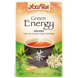 Yogi Organic Green Energy Tea - 17 Bags