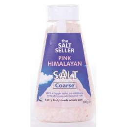 Organic Coarse Himalayan Pink Salt  - 300g