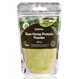 The Raw Chocolate Co Hemp Protein Powder - 230g