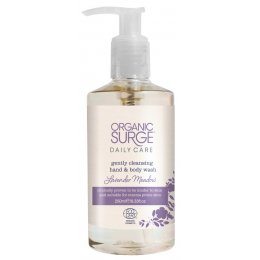 Organic Surge Hand & Body Wash - Lavender Meadow - 250ml