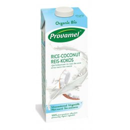 Provamel Coconut & Rice Milk - 1L