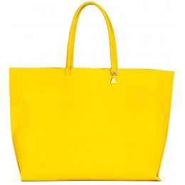 Wilby Primrose Yellow Tote