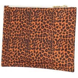 Wilby Primrose Leopard Pouch