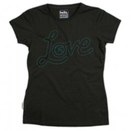 Silverstick Organic Cotton Love T-Shirt