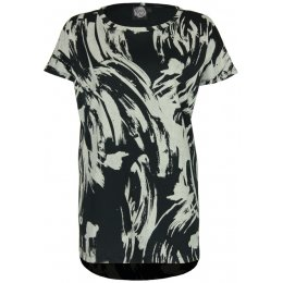 Nancy Dee Farrah Paint Print T-shirt