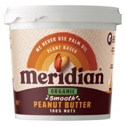 Meridian Peanut Butter Smooth - 1 Kg