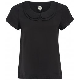 Nancy Dee Peter Pan Collar Eleanor Top