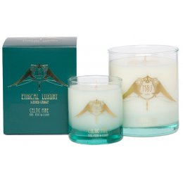M&J London Soy Candle - Celtic Fire - Large
